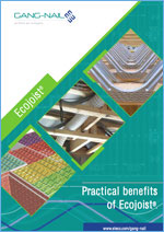 EcoJoist ® Practical BenefitsEcoJoist ® Practical Benefits Gang-Nail®