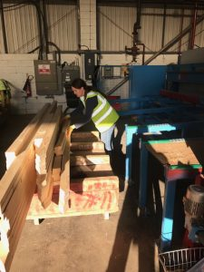 Roof truss manufacturing
