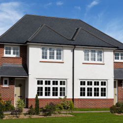 Redrow Hoplands development