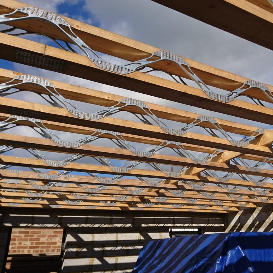 Metal Web Joists in Cambridgeshire