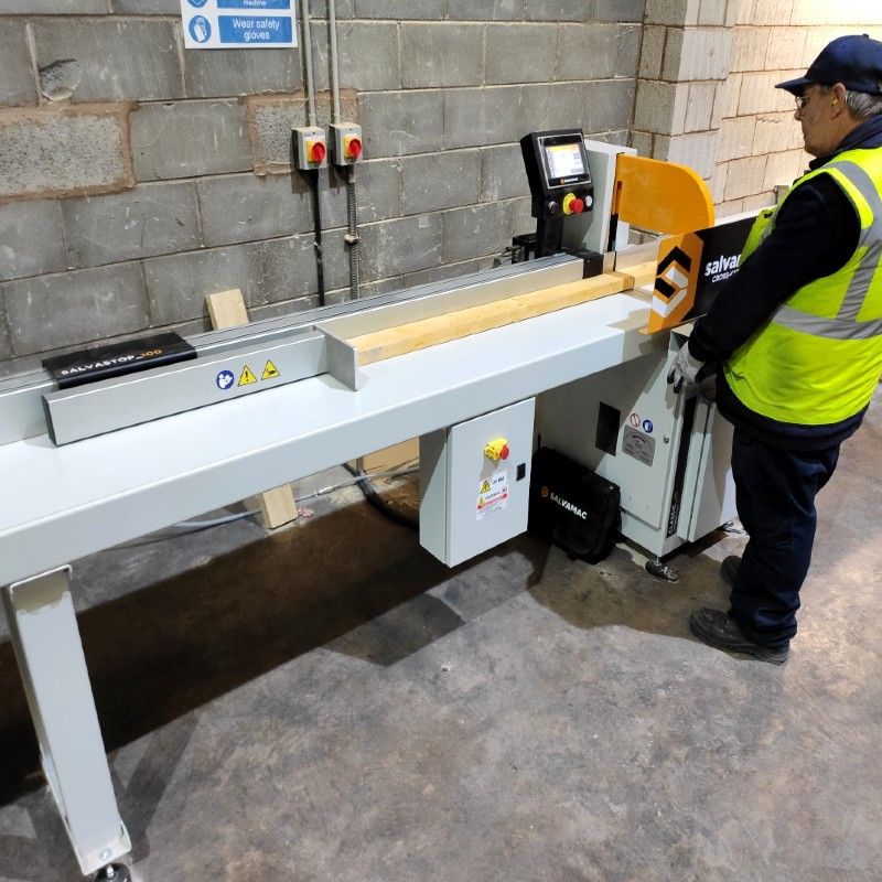 saw for timber frame